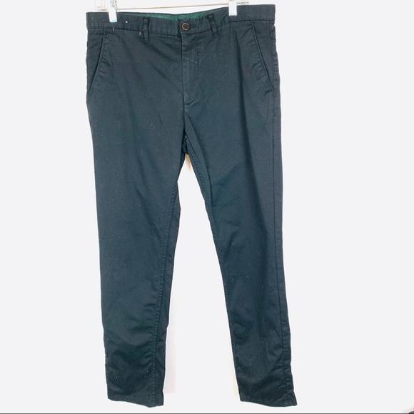 Forever 21 Pants | Men Flat Front Skinny Chinos Bts | Poshmark